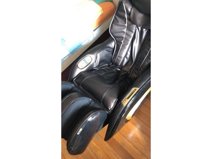 芝华仕(CHEERS)M1080 按摩椅家用 怎么样_一个月亲身体验 艾德评测 第10张