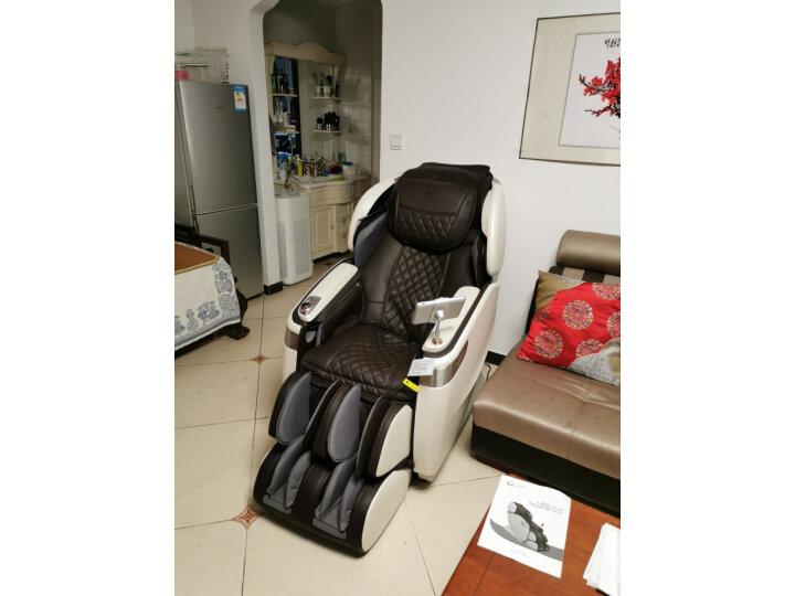 【专柜同款】奥佳华(OGAWA) 按摩椅7598性能如何,求助大佬点评爆料 艾德评测 第1张