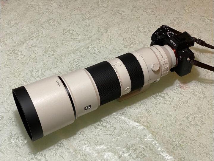 索尼(SONY)FE 400mm F2.8 GM OSS大师镜头质量口碑如何.质量优缺点评测详解分享 好货众测 第10张