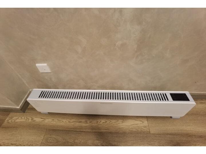 打假测评:松下(Panasonic)取暖器家用踢脚线电暖器DS-AT1522CW评测如何?质量怎样?用过的朋友来说说使用感受 _经典曝光 众测 第19张