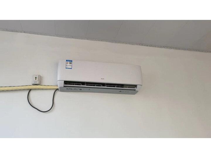 奥克斯 (AUX) 2匹家用壁挂式空调挂机(KFR-50GW-R3ZAJA+2)口碑评测曝光,真实质量内幕测评分享 艾德评测 第7张