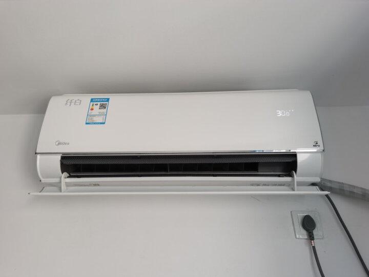 美的(Midea) 新一级 纤白空调挂机KFR-35GW-N8MWA1怎么样【对比评测】质量性能揭秘 电器拆机百科 第12张