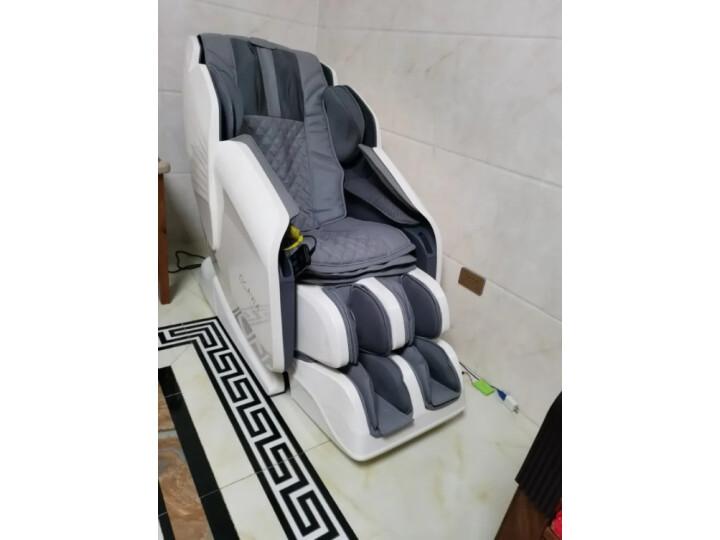 奥佳华 X 华为首次合作按摩椅家用7306大白奥使用测评必看【对比评测】质量性能揭秘 好货众测 第8张