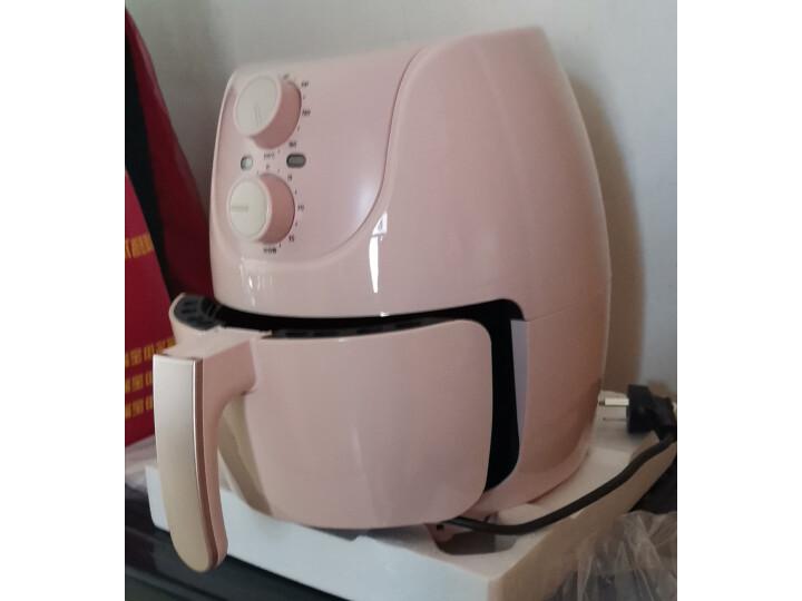 九阳(Joyoung)空气炸锅家用大容量电炸锅VF181,J63A 质量可靠吗??亲身使用一周反馈 值得评测吗 第13张