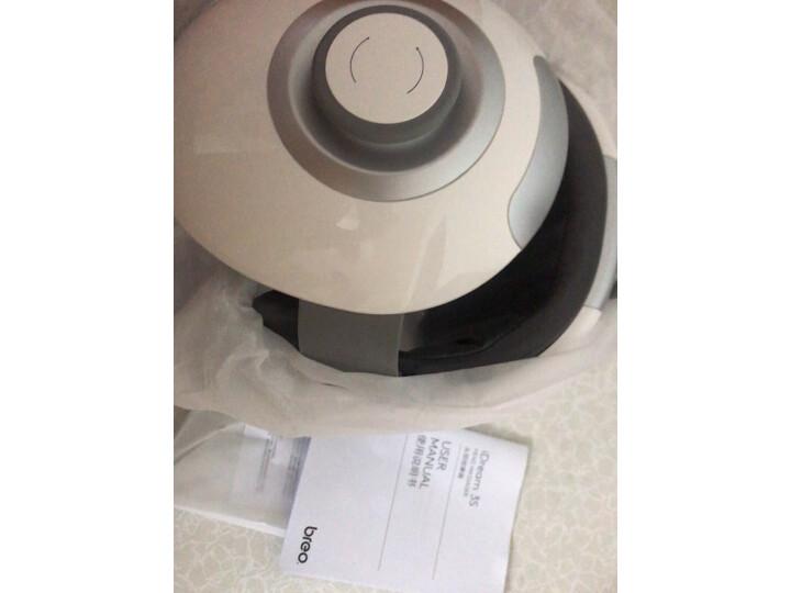 倍轻松(breo)头部按摩器 idream3S 按摩仪怎么样?质量评测如何,说说看法 值得评测吗 第10张