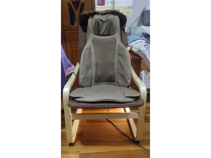 奥佳华(OGAWA) 按摩垫颈椎按摩坐垫OG-1302测评曝光?分析哪个好? 艾德评测 第1张