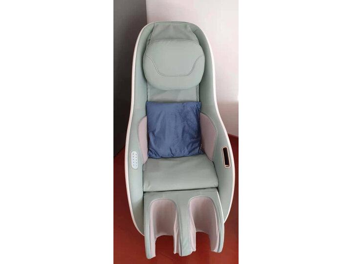 芝华仕 CHEERS 家用迷你小型全身芝华士按摩椅M2050怎么样_质量口碑评测_媒体揭秘 艾德评测 第5张