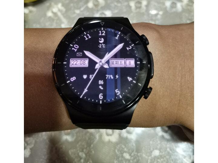 HUAWEI WATCH GT2 华为手表怎么样?最新网友爆料评价评测感受 选购攻略 第4张