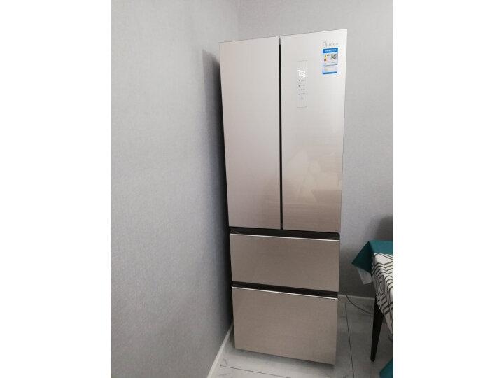 美的冰箱BCD-325WTGPM优缺点评测,内情曝光 电器拆机百科 第8张