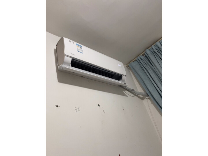 美的(Midea) 新一级 纤白空调挂机KFR-35GW-N8MWA1怎么样【对比评测】质量性能揭秘 电器拆机百科 第8张