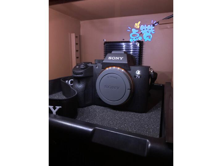 索尼(SONY)Alpha 7 III 28-60mm全画幅微单数码相机好不好,优缺点区别有啥? 选购攻略 第1张