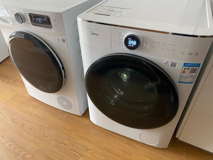 美的 (Midea) 洗烘套装 (MG100V70WD5+MH100VTH707WY-T05S) 好不好_质量如何【已解决】 品牌评测 第6张