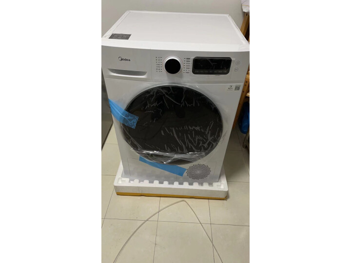 美的 (Midea) 洗烘套装 (MG100V70WD5+MH100VTH707WY-T05S) 好不好_质量如何【已解决】 品牌评测 第9张