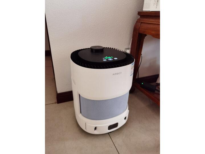 科沃斯(Ecovacs)沁宝Ava空气净化器机器人KJ400G-LX11-04怎么样【媒体评测】优缺点最新详解 值得评测吗 第6张
