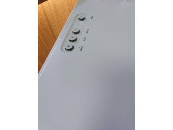 美的( Midea)厨下式家用直饮一级水效RO反渗透无罐净水机 JD400 电器拆机百科 第5张