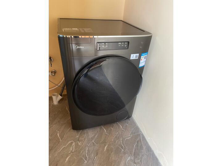 美的 (Midea)滚筒洗衣机MD100CQ7PRO怎么样质量评测如何,详情揭秘 电器拆机百科 第2张