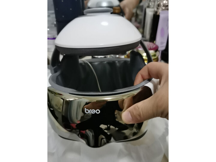 倍轻松(breo)头部按摩器 idream3S 按摩仪怎么样?质量评测如何,说说看法 值得评测吗 第4张