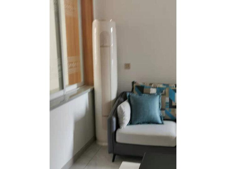格力空调柜机2匹P新国标能效 云逸质量如何,网上的和实体店一样吗 品牌评测 第1张