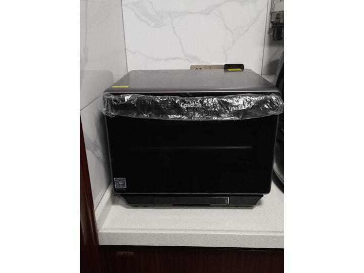 凯度(CASDON)台式蒸烤一体机家用ST40DZ-A8亲身使用感受,内幕真实曝光 艾德评测 第11张