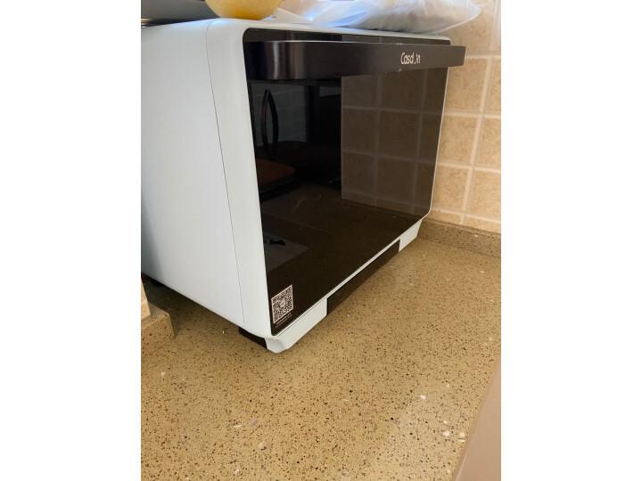 凯度(CASDON)台式蒸烤一体机家用ST40DZ-A8亲身使用感受,内幕真实曝光 艾德评测 第8张
