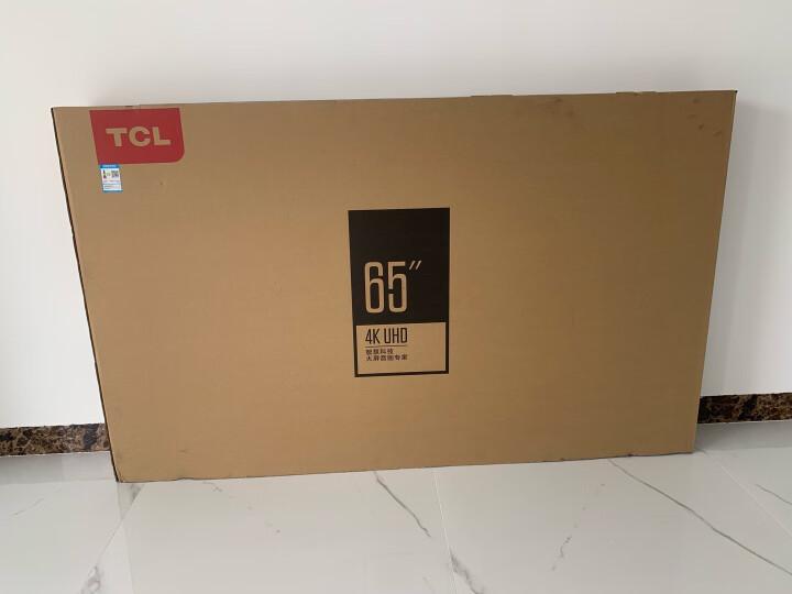 TCL 65A363黑 65英寸安卓智能电视机怎么样,最新用户使用点评曝光 选购攻略 第1张