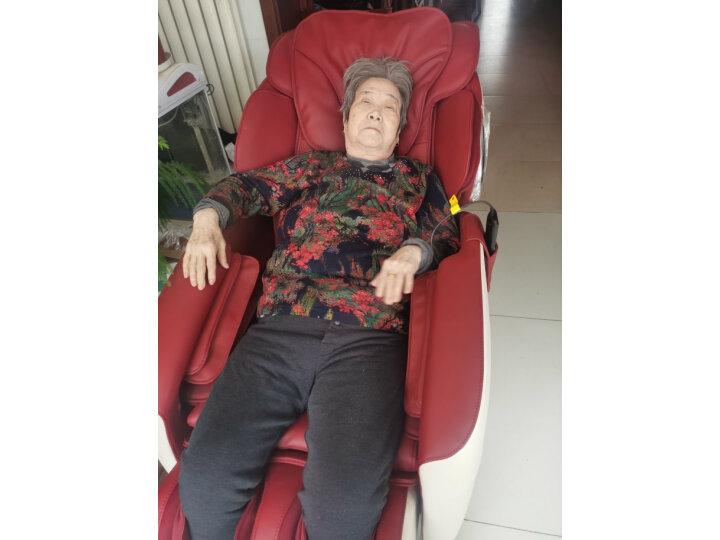 奥佳华OGAWA家用按摩椅OG-7105【真实大揭秘】质量性能评测必看 值得评测吗 第13张