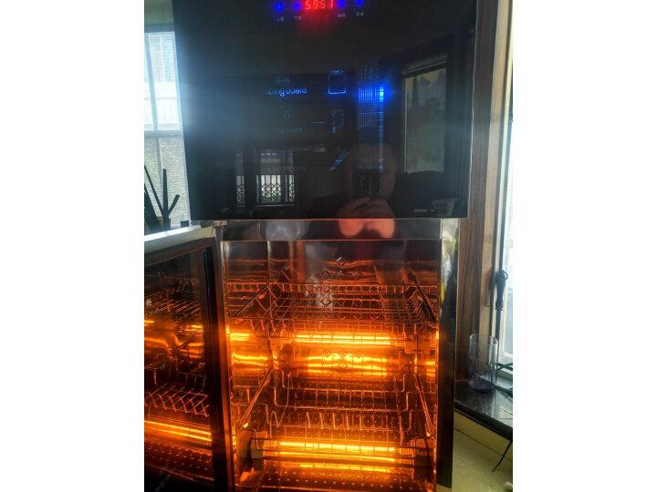 德玛仕(DEMASHI)消毒柜ZTD80A-1怎么样_内幕评测好吗_吐槽大实话 电器拆机百科 第8张