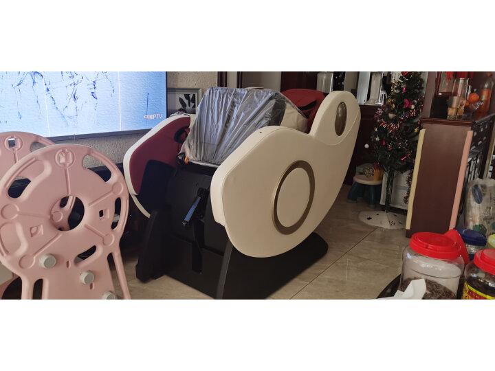 欧利华(oliva)A11按摩椅家用全身全自动太空豪华舱测评曝光.质量好不好【内幕详解】 好货众测 第11张