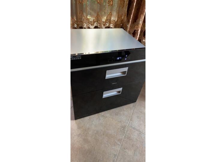 老板(Robam) ZTD105B-XB701A家用嵌入式碗柜质量性能分析_不想被骗看这里 艾德评测 第13张