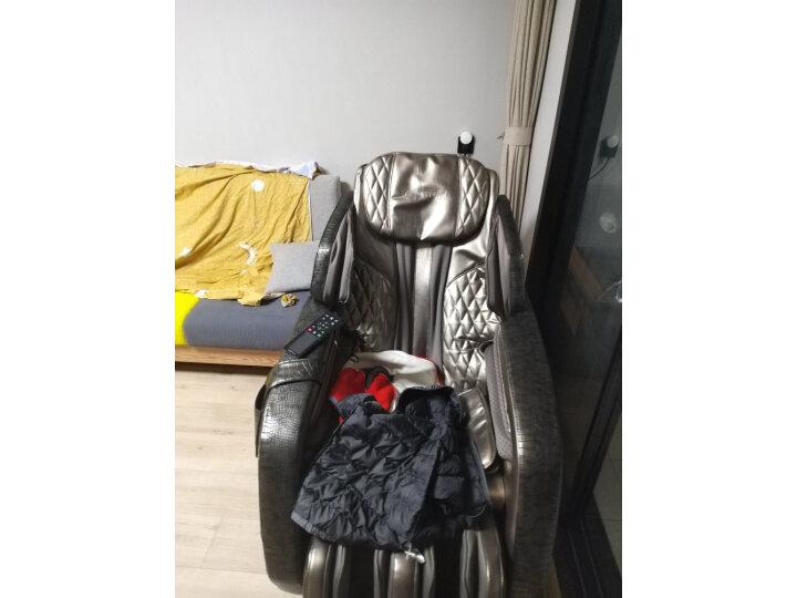 荣耀(ROVOS)E6801鳄鱼咖足底按摩按摩椅家用测评曝光?好不好,质量如何【已解决】 好货众测 第8张