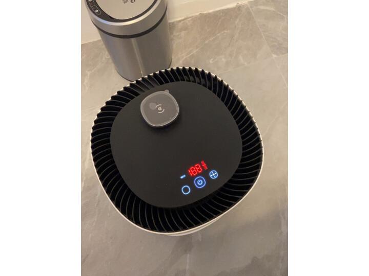 科沃斯沁宝Ava空气净化器机器人KJ400G-LX11-04怎么样【优缺点评测】媒体独家揭秘分享 选购攻略 第12张