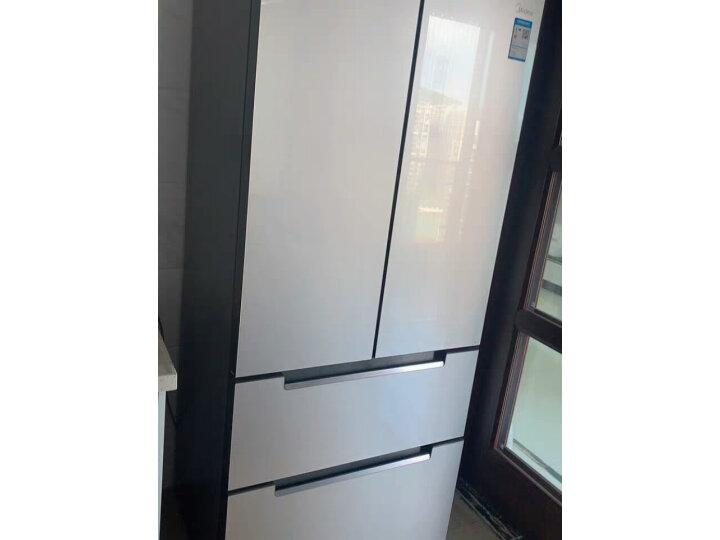 美的516升一级能效法式四门冰箱BCD-516WGPM质量口碑如何?用户使用感受分享,真实推荐 好货众测 第11张