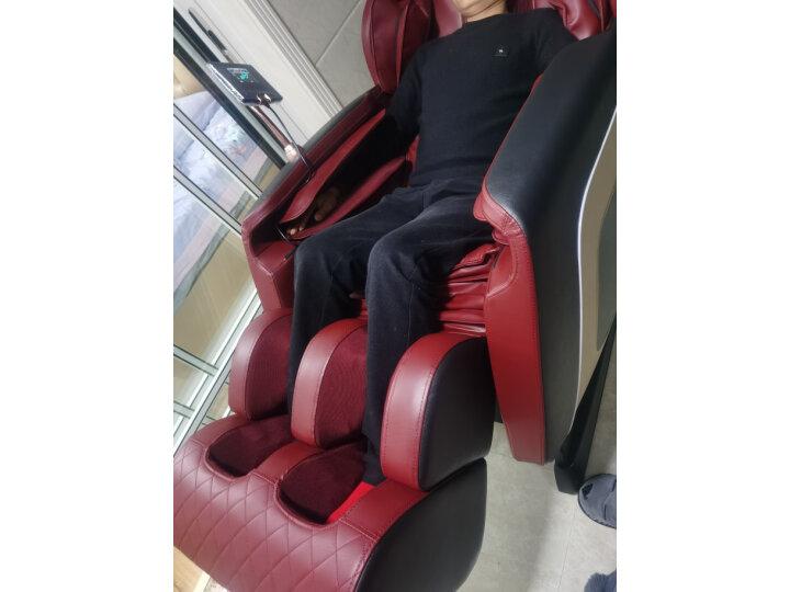 奥克斯(AUX)按摩椅家用全身小型电动太空舱使用测评必看?质量有缺陷吗【已曝光】 艾德评测 第10张