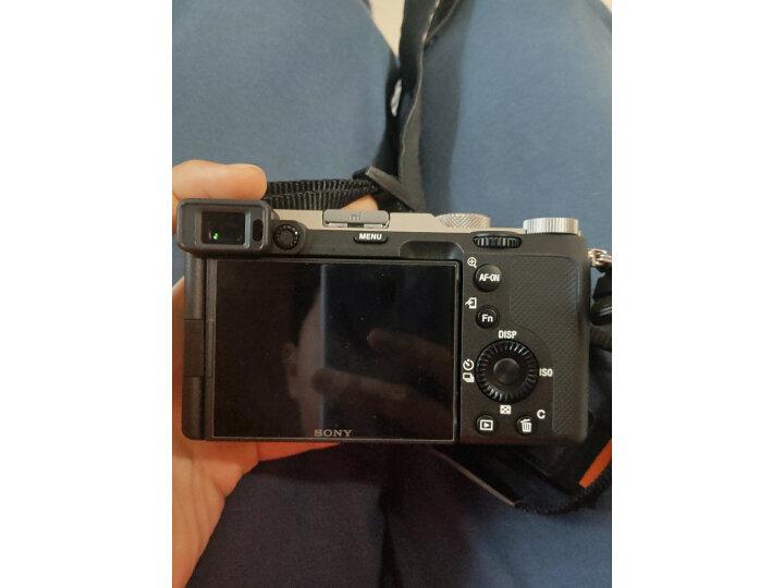 索尼(SONY)Alpha 7C 全画幅微单数码相机怎么样,质量真的很不堪吗担心上当? 选购攻略 第12张