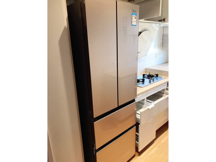 美的冰箱BCD-325WTGPM优缺点评测,内情曝光 电器拆机百科 第5张