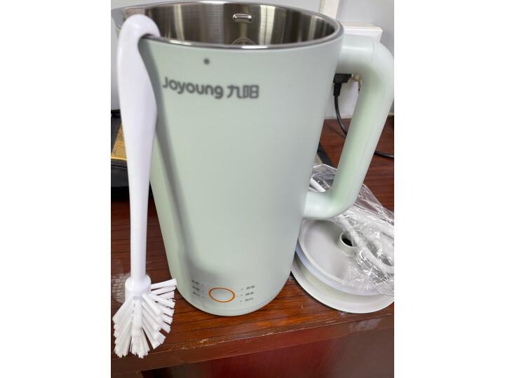 九阳(Joyoung)豆浆机家用怎么样?分析哪个好? 选购攻略 第10张