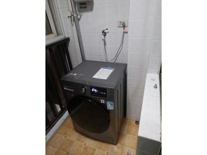 美的 (Midea)洗衣机滚筒洗衣机MG100A5-Y46B怎么样_真实质量评测大揭秘 品牌评测 第10张