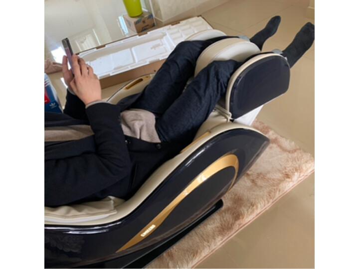 芝华仕(CHEERS)M1080 按摩椅家用 怎么样_一个月亲身体验 艾德评测 第8张