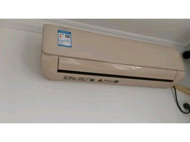 奥克斯 (AUX) 1.5匹 京裕壁挂式空调挂机(KFR-35GW-BpR3TYF1(B1))怎么样?使用感受反馈如何【入手必看】 值得评测吗 第6张