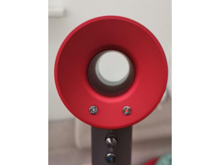 Dyson戴森吹风机 电吹风负离子HD03紫红色真实测评分享?质量性能分析,不想被骗看这里 艾德评测 第10张