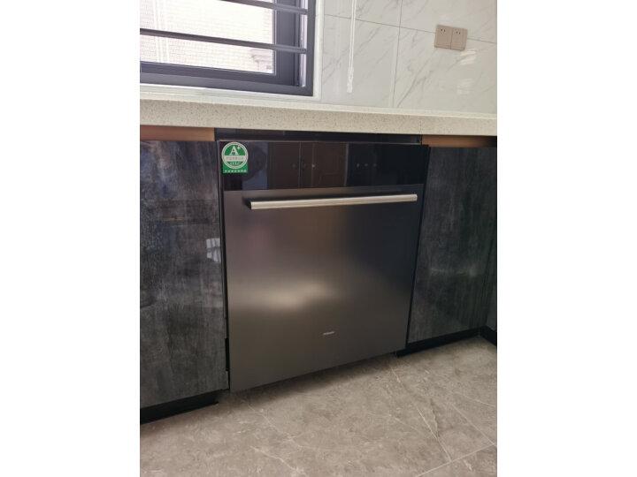 老板(Robam)WB770A+J330 厨下8套洗消一体嵌入式洗碗机怎么样【入手必看】最新优缺点曝光 艾德评测 第9张
