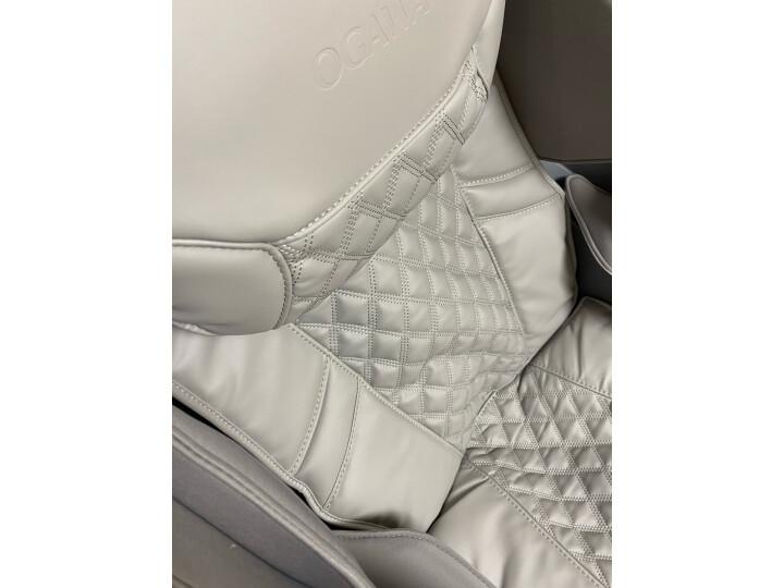 奥佳华 X 华为首次合作按摩椅家用7306大白奥使用测评必看【对比评测】质量性能揭秘 好货众测 第3张
