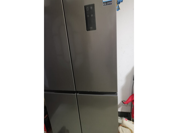 TCL 480升 双变频十字对开多门冰箱BCD-480WEPZ55怎么样_官方媒体优缺点评测详解 品牌评测 第12张