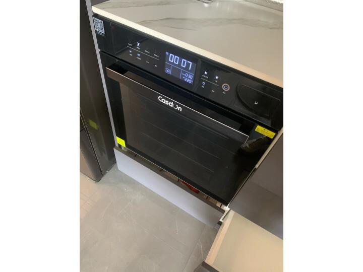 凯度 80L嵌入式蒸烤一体机SR80SA-GT质量内幕揭秘,不看后悔 品牌评测 第10张