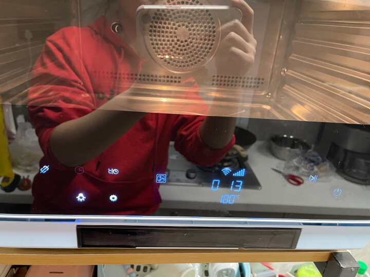 凯度(CASDON)台式蒸烤一体机家用ST40DZ-A8亲身使用感受,内幕真实曝光 艾德评测 第10张