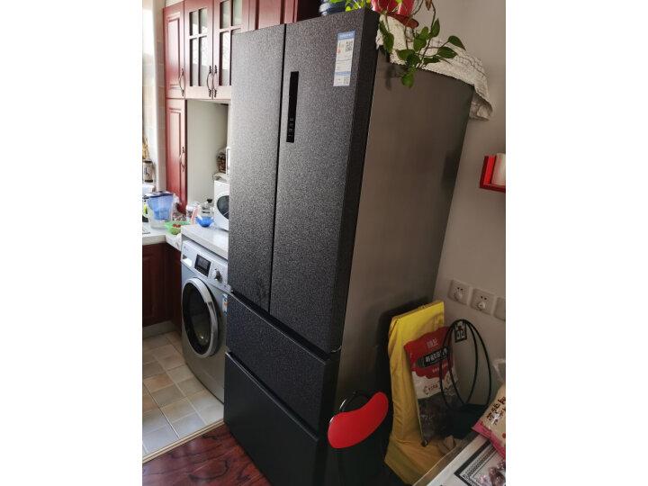 TCL 436升 双变频风冷无霜法式多门电冰箱BCD-436WPJD怎么样【猛戳分享】质量内幕详情 选购攻略 第2张