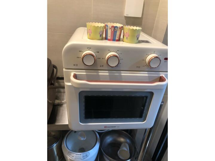 海氏K3空气炸烤箱Air Fryer oven怎么样?官方质量内幕最新评测分享 艾德评测 第13张