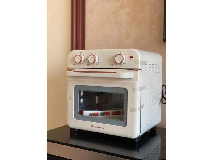 海氏K3空气炸烤箱Air Fryer oven怎么样?官方质量内幕最新评测分享 艾德评测 第10张