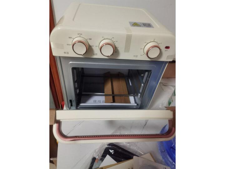 海氏K3空气炸烤箱Air Fryer oven怎么样?官方质量内幕最新评测分享 艾德评测 第14张