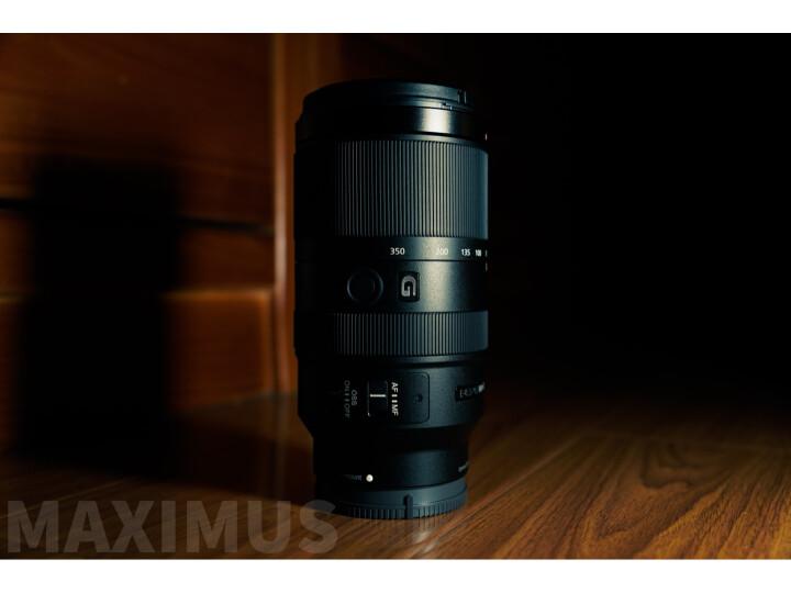 索尼E 70-350mm F4.5-6.3 G OSS APS-C画幅超远摄变焦G镜头质量优缺点爆料-入手必看 电器拆机百科 第6张